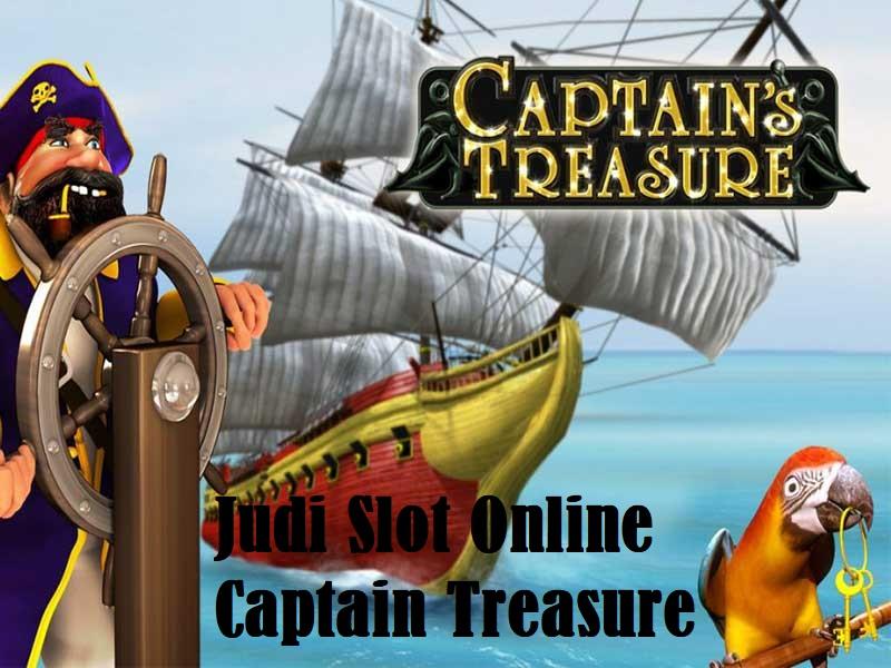 Judi Slot Online Captain Treasure